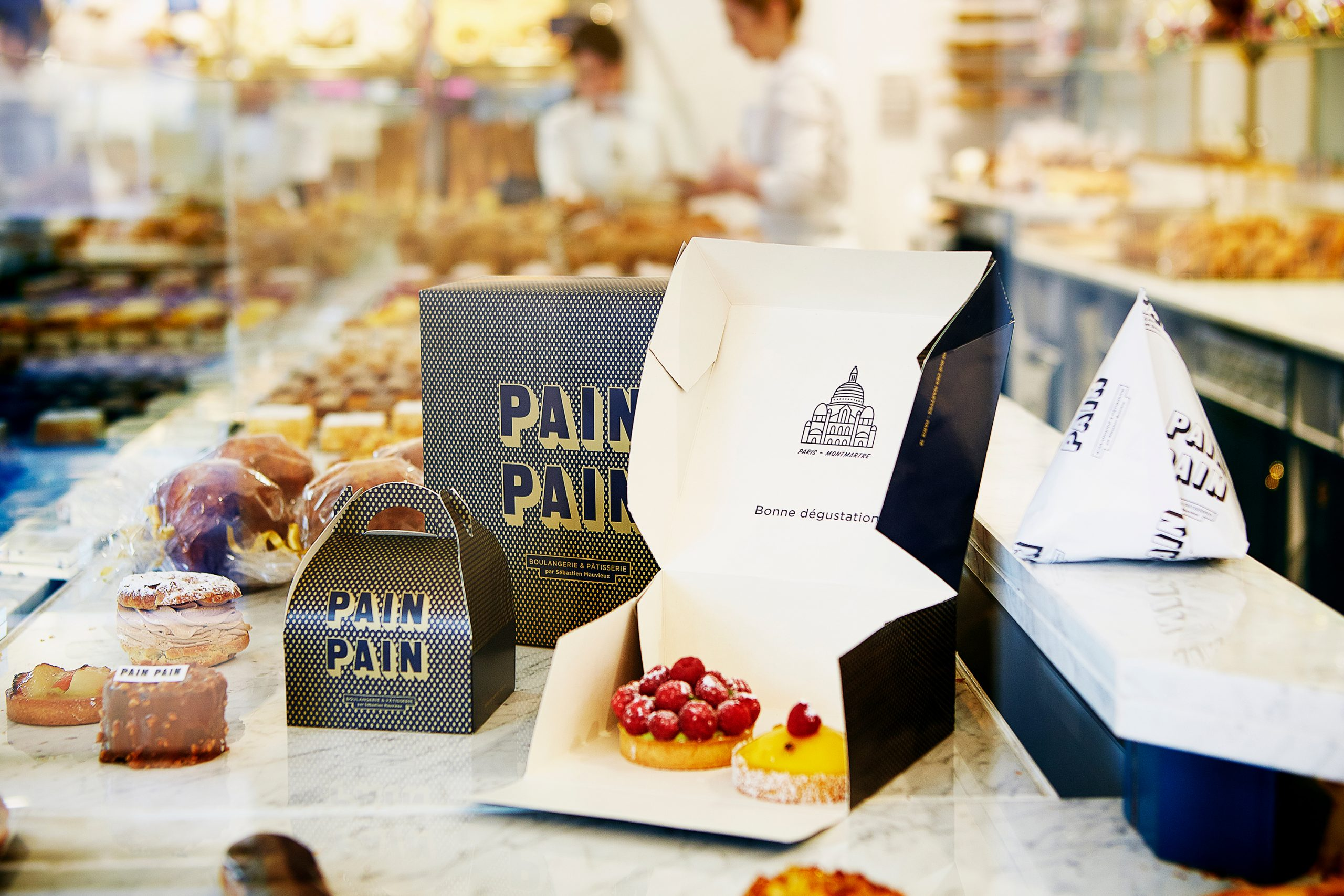packaging PAINPAIN LAPETITEGROSSE