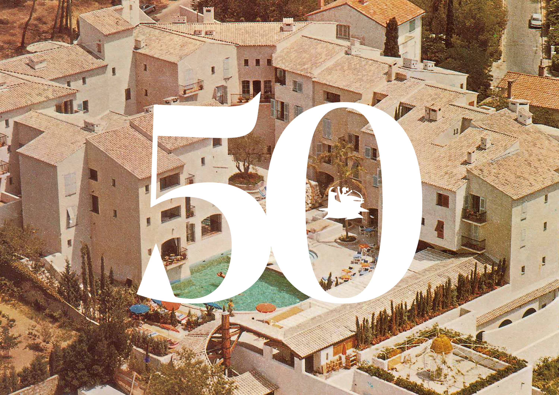 logo 50 ans Byblos
