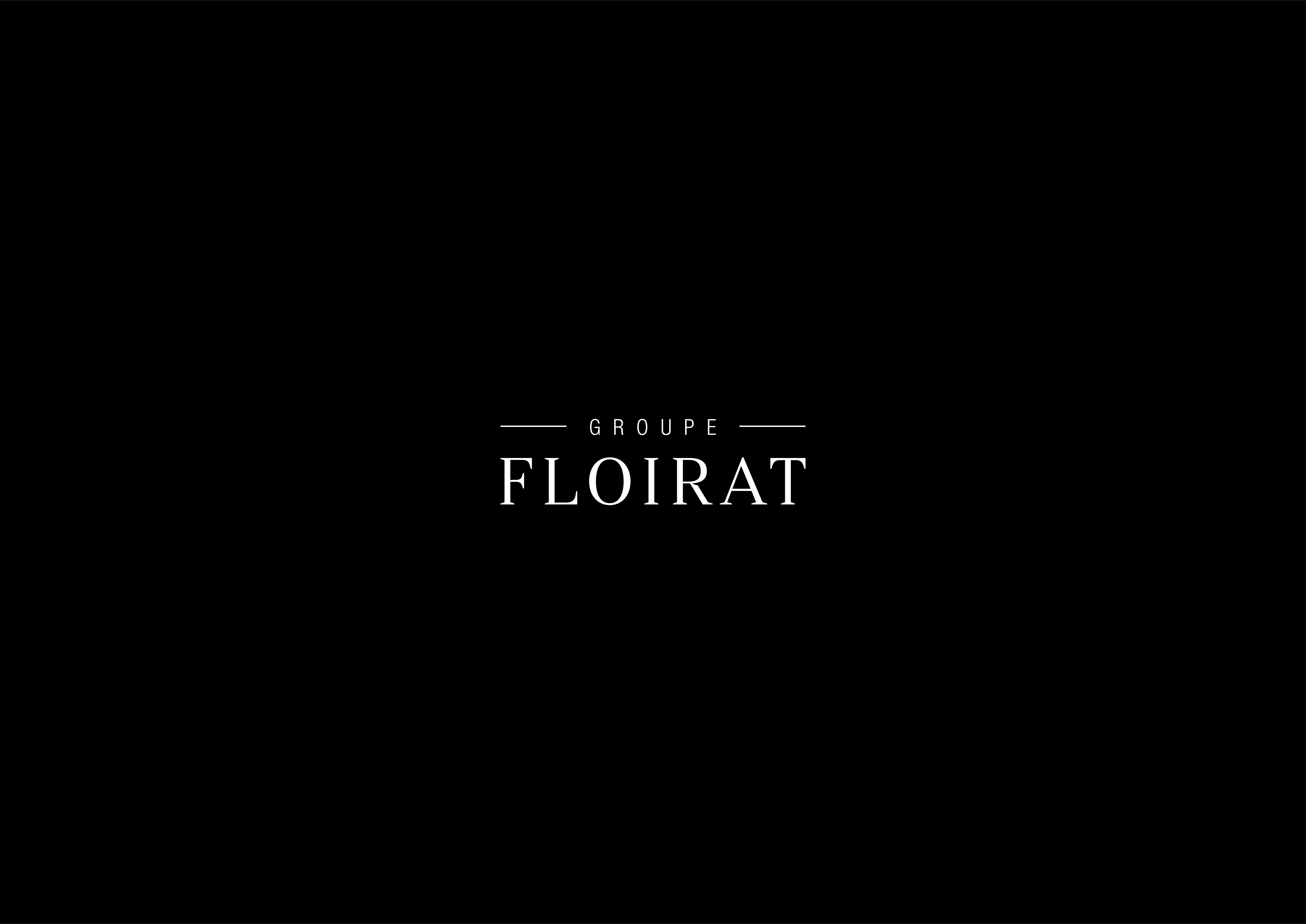 logo groupe floirat hotellerie