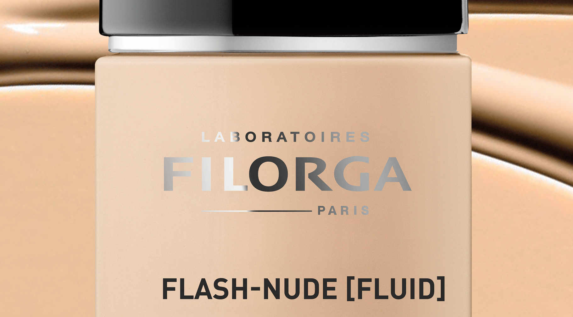 zoom Flash nude maquillage filorga