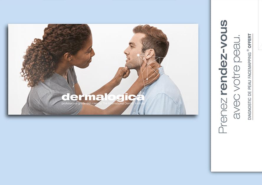 RDV diagnostique peau dermalogica