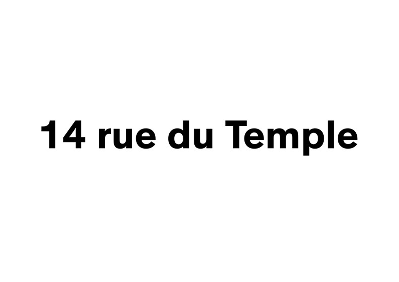 logo ligne 14 temple BHV marais