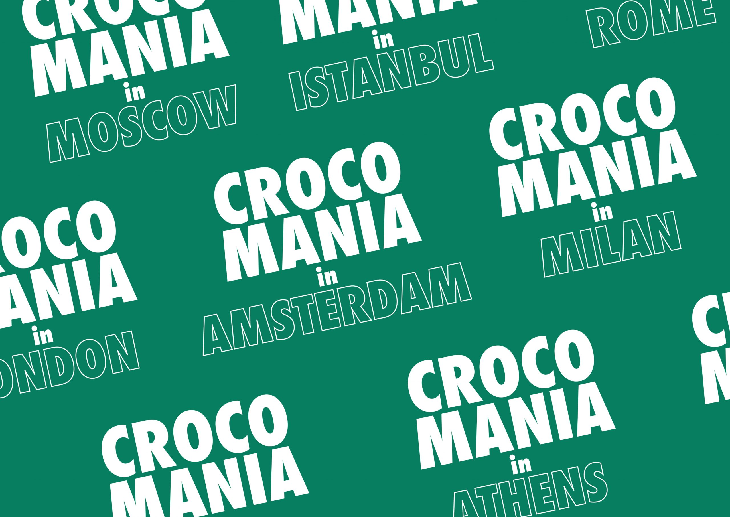 amsterdam istanbul milan activation lacoste crocomagic