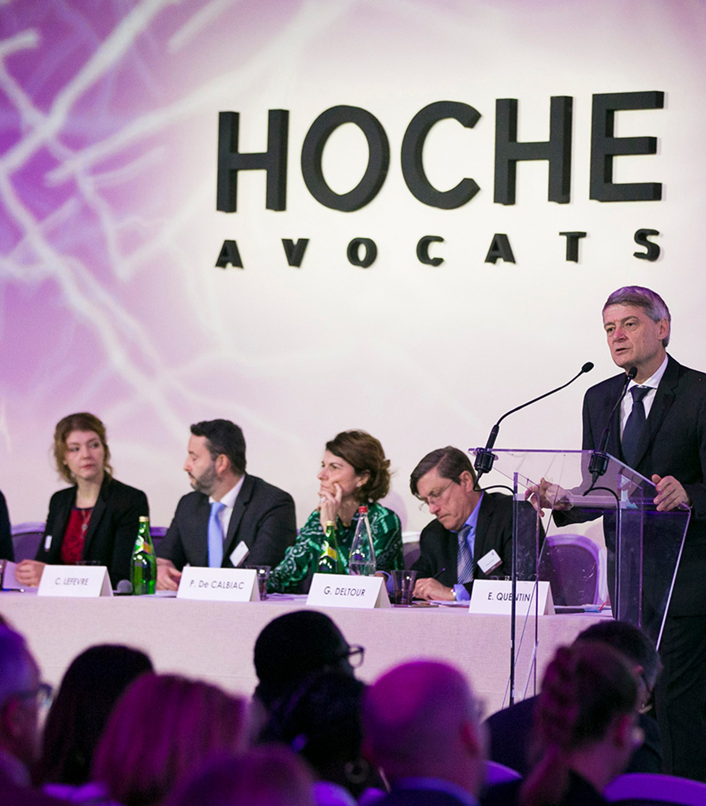 convention fiscale Hoche Avocats
