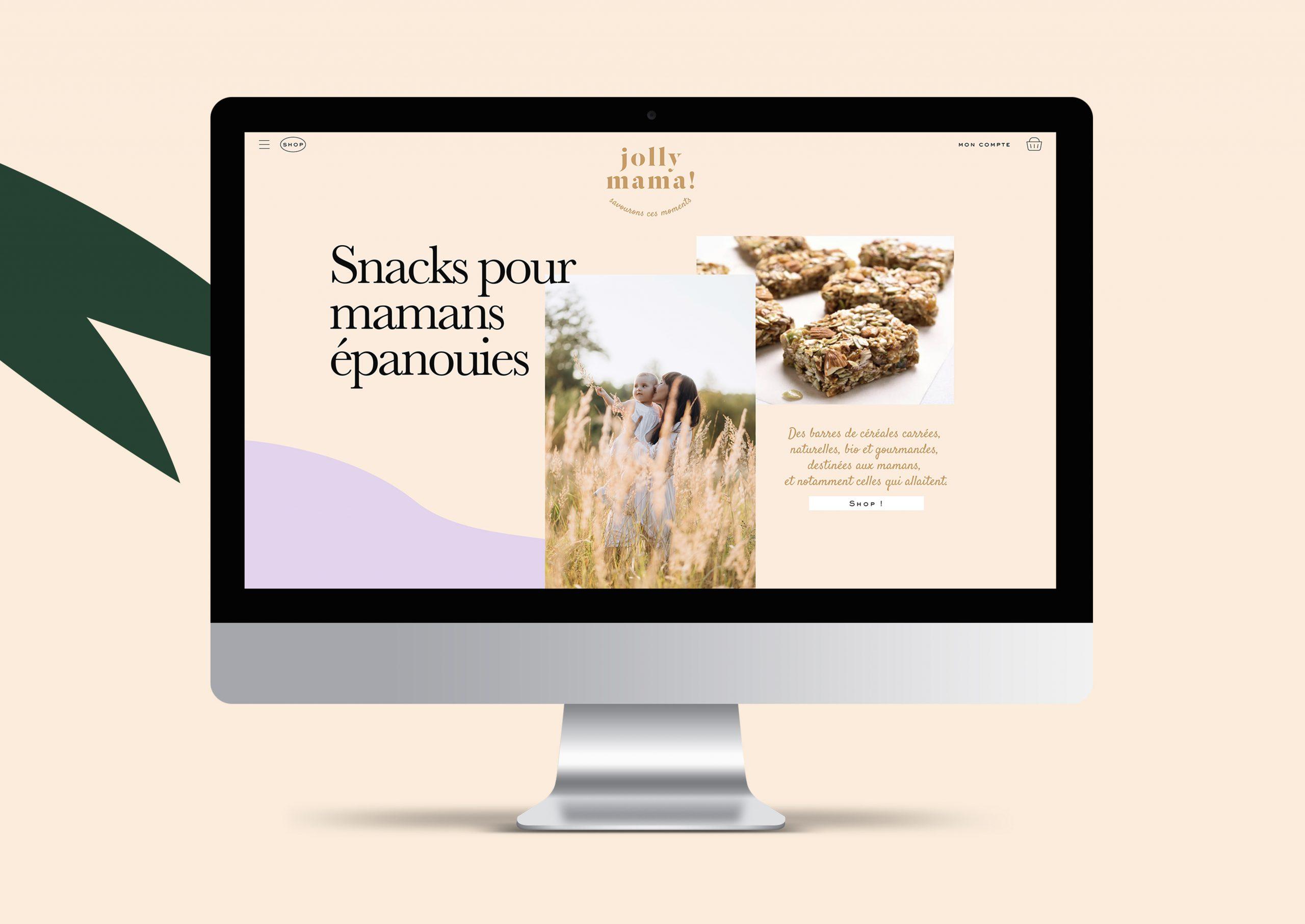 snack pour mamans épanouies site Jolly Mama