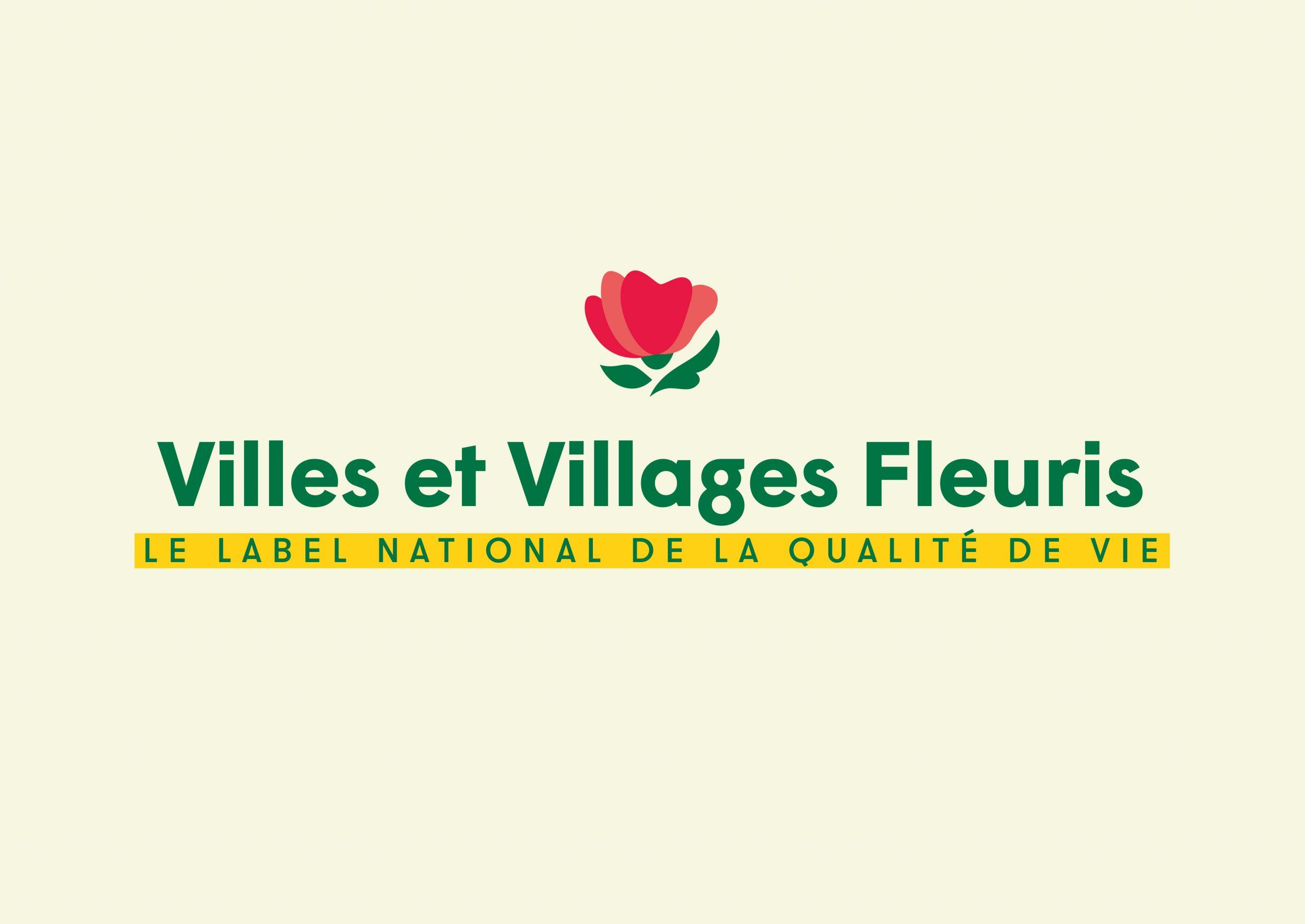 Logo en ligne Villes et Villages Fleuris