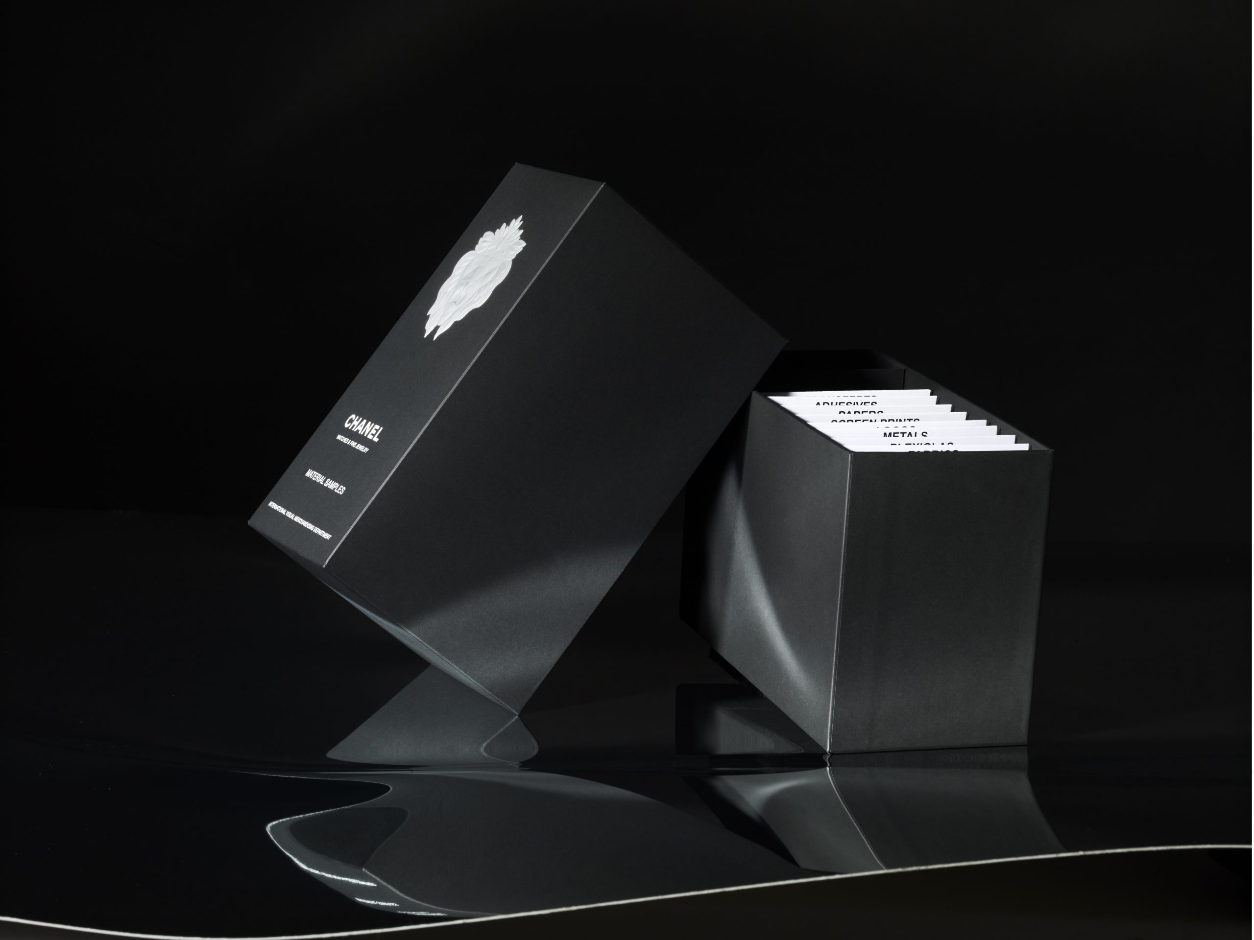 boite merchandising guidelines chanel joaillerie