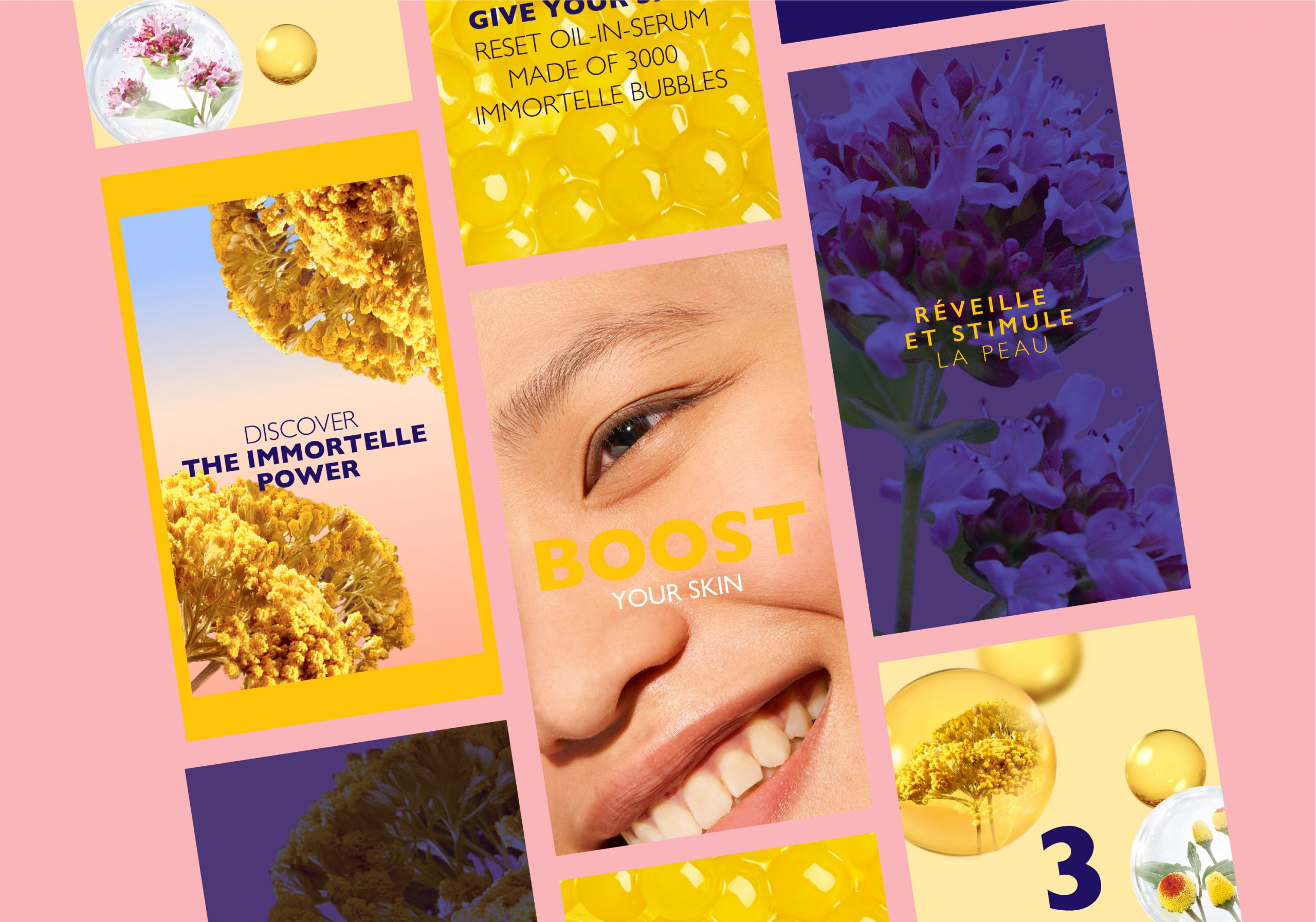 stories Reset l'occitane