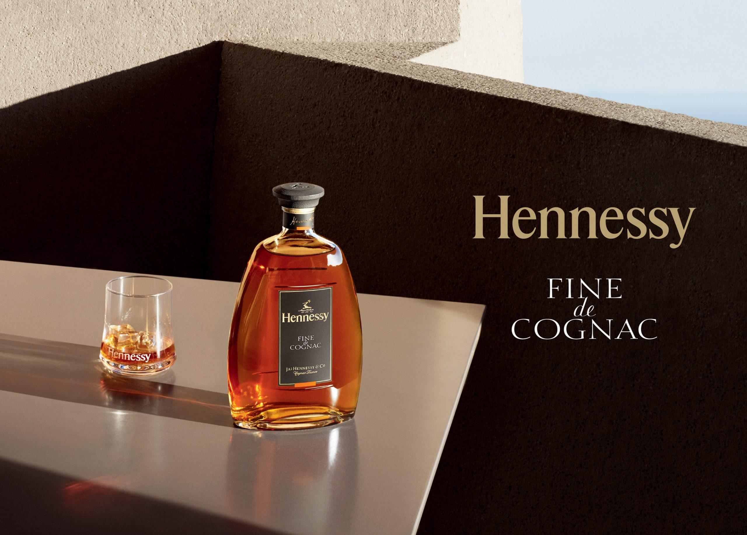 key visual hennessy fine de cognac