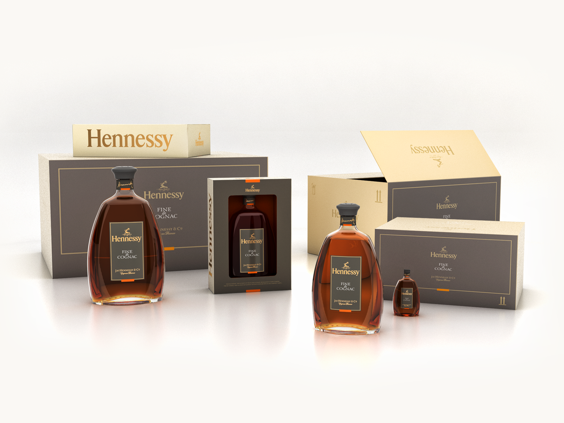 Gamme Fine de Cognac