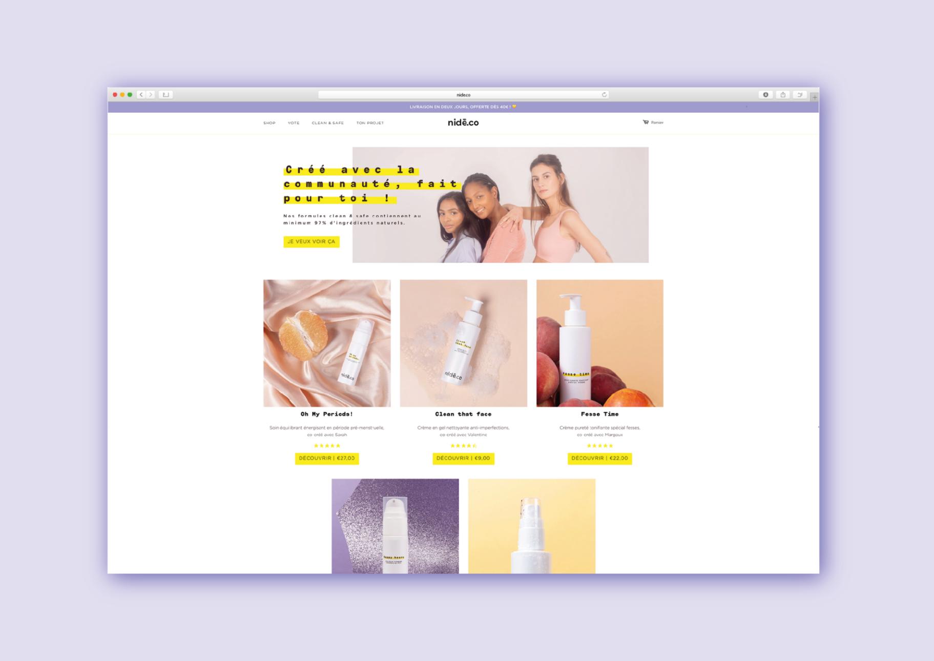 homepage nide co