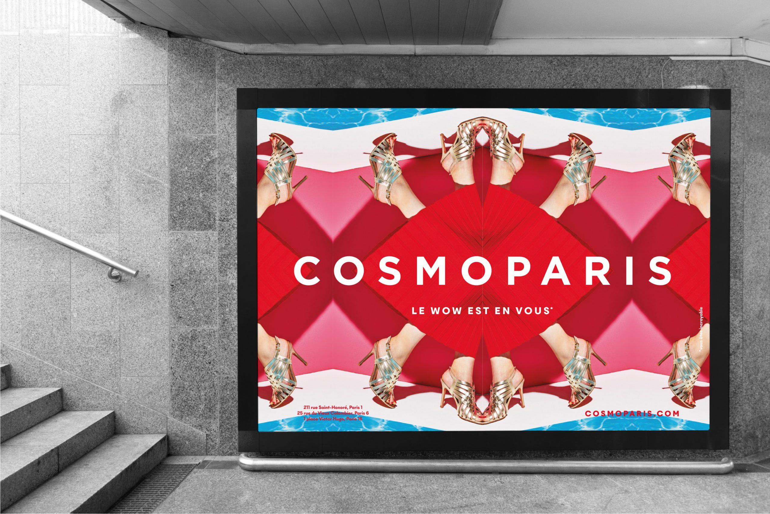 campagne pub cosmoparis