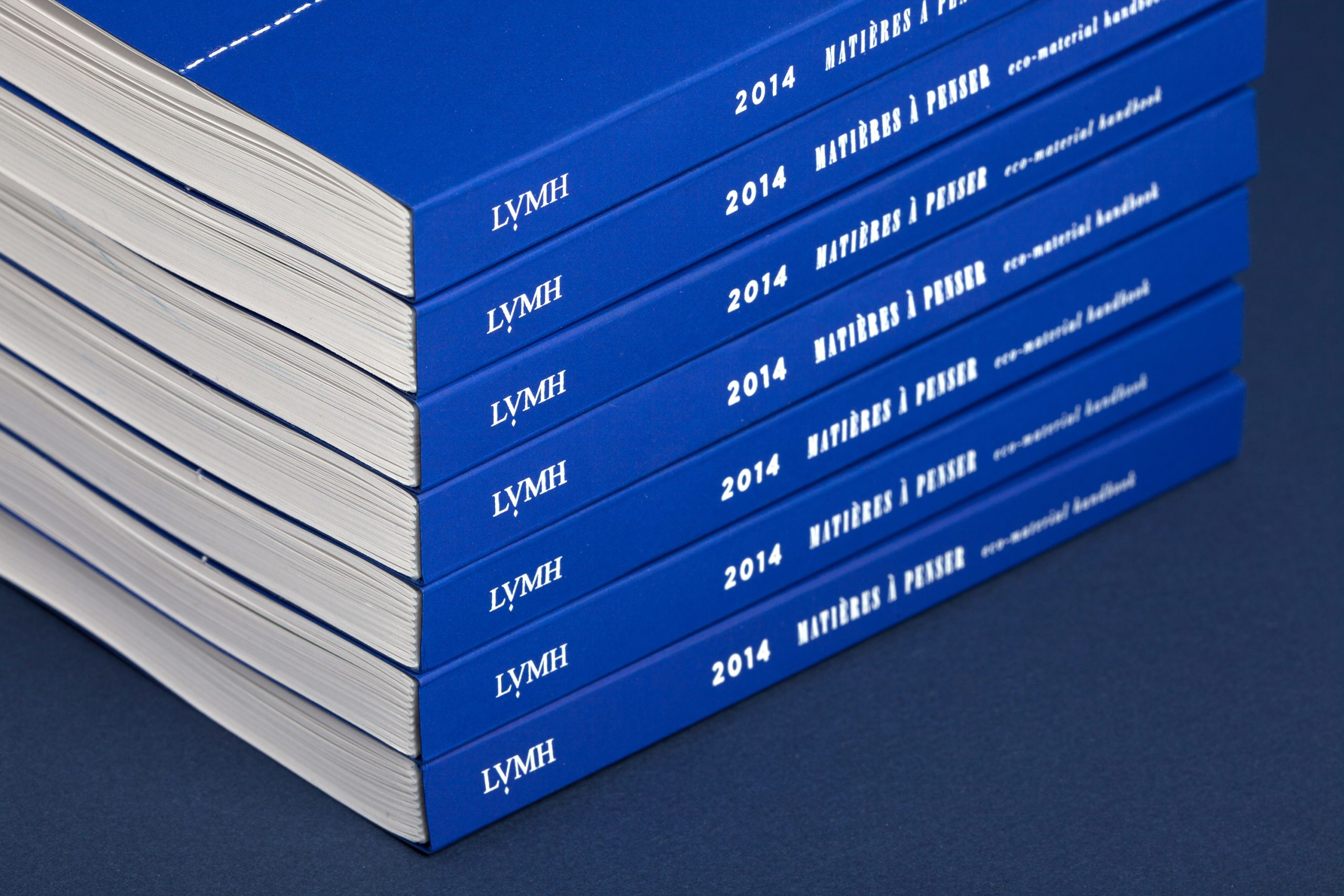 livres LVMH eco-conception