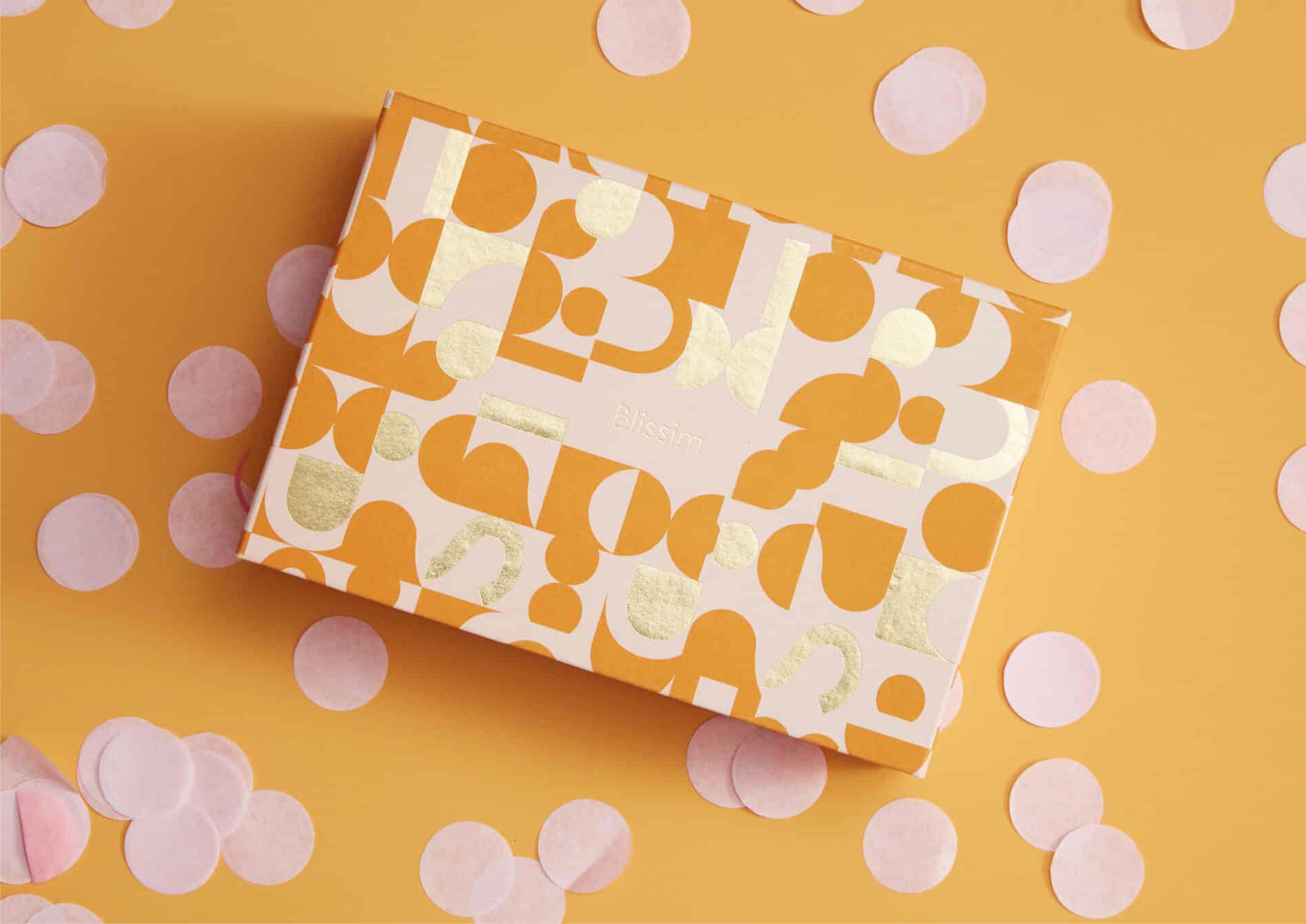 nouvelle box blissim et pétales roses birchbox