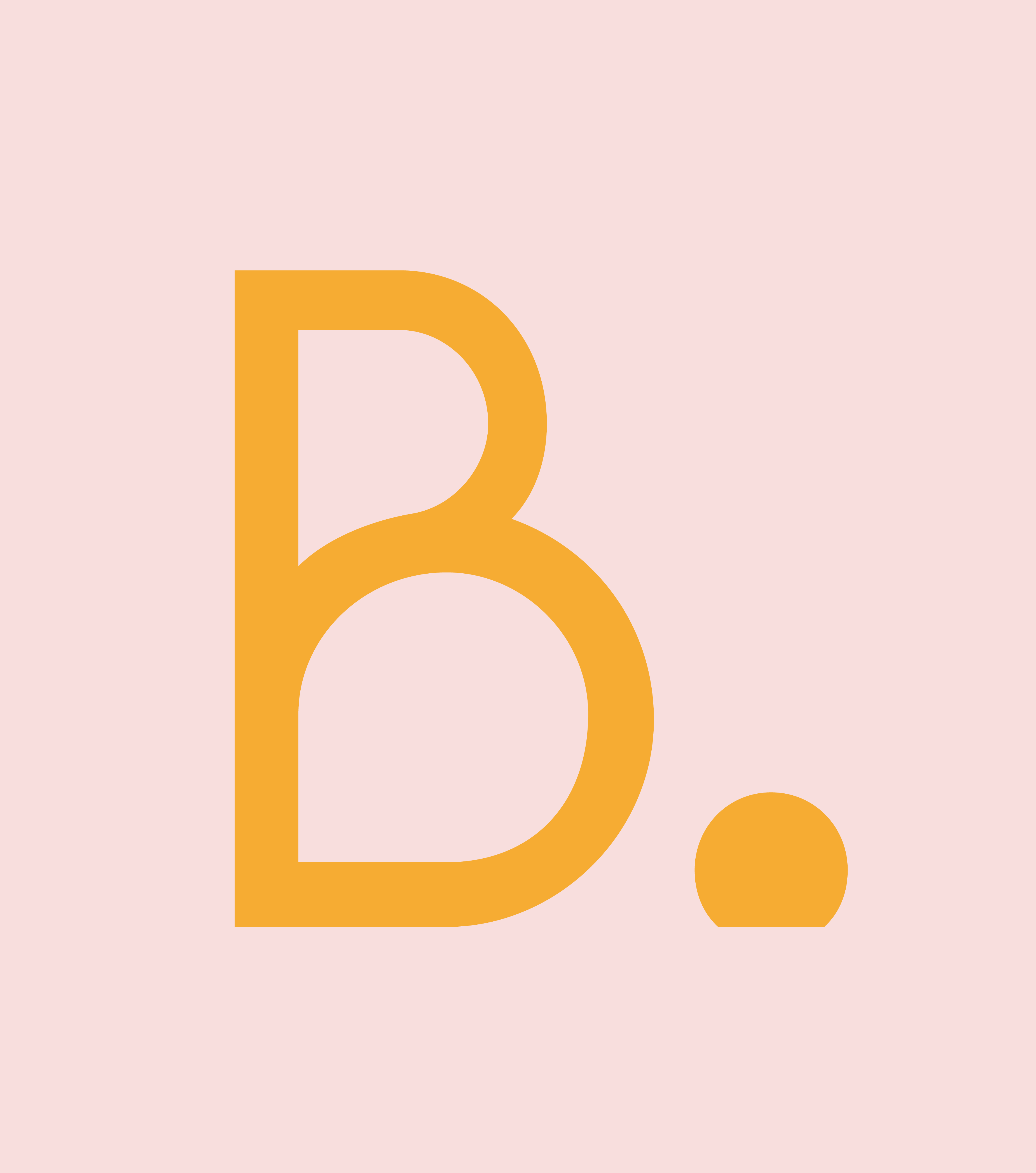 B de Blissim nouvelle identité birchbox orange et rose