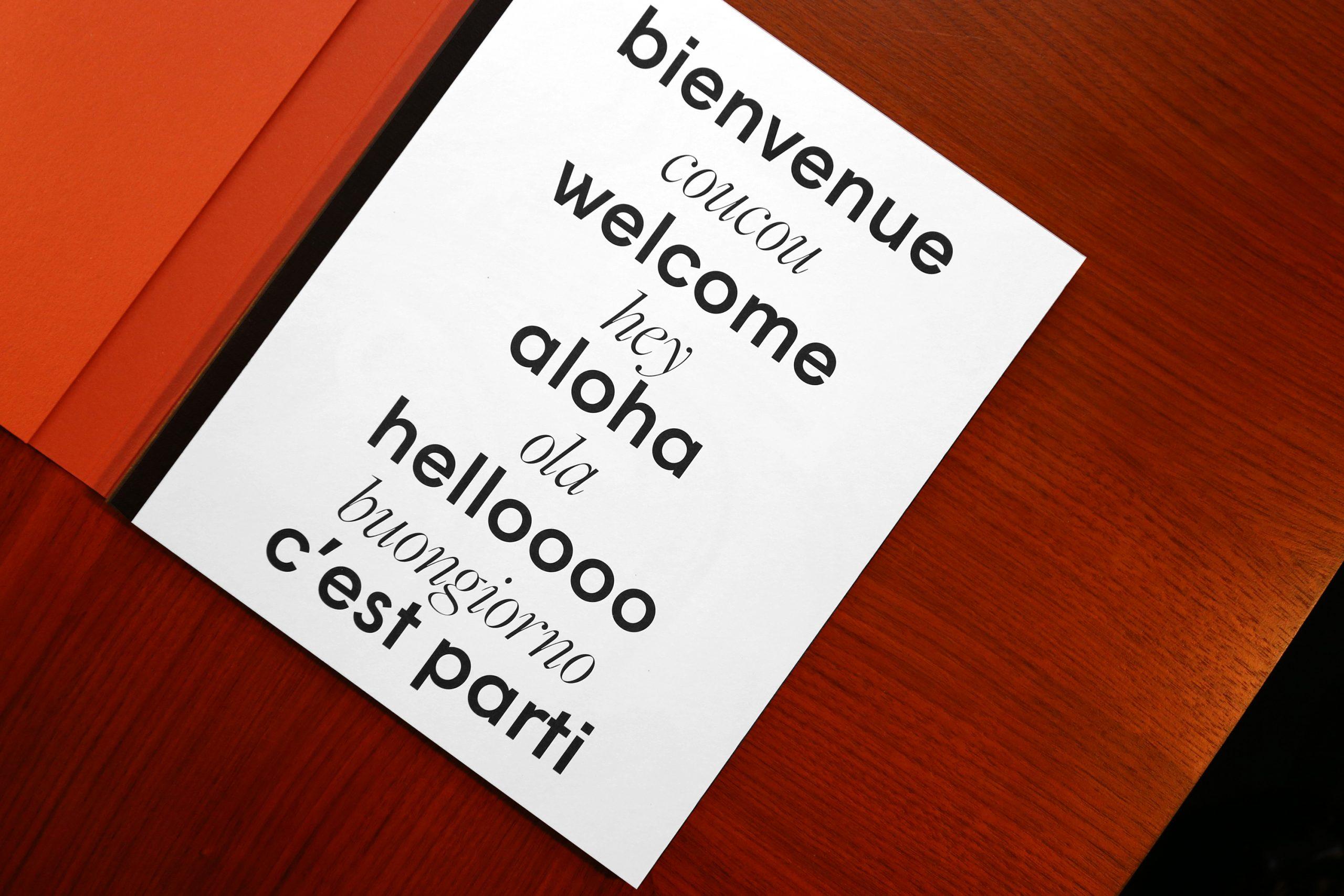 bienvenue helloooo