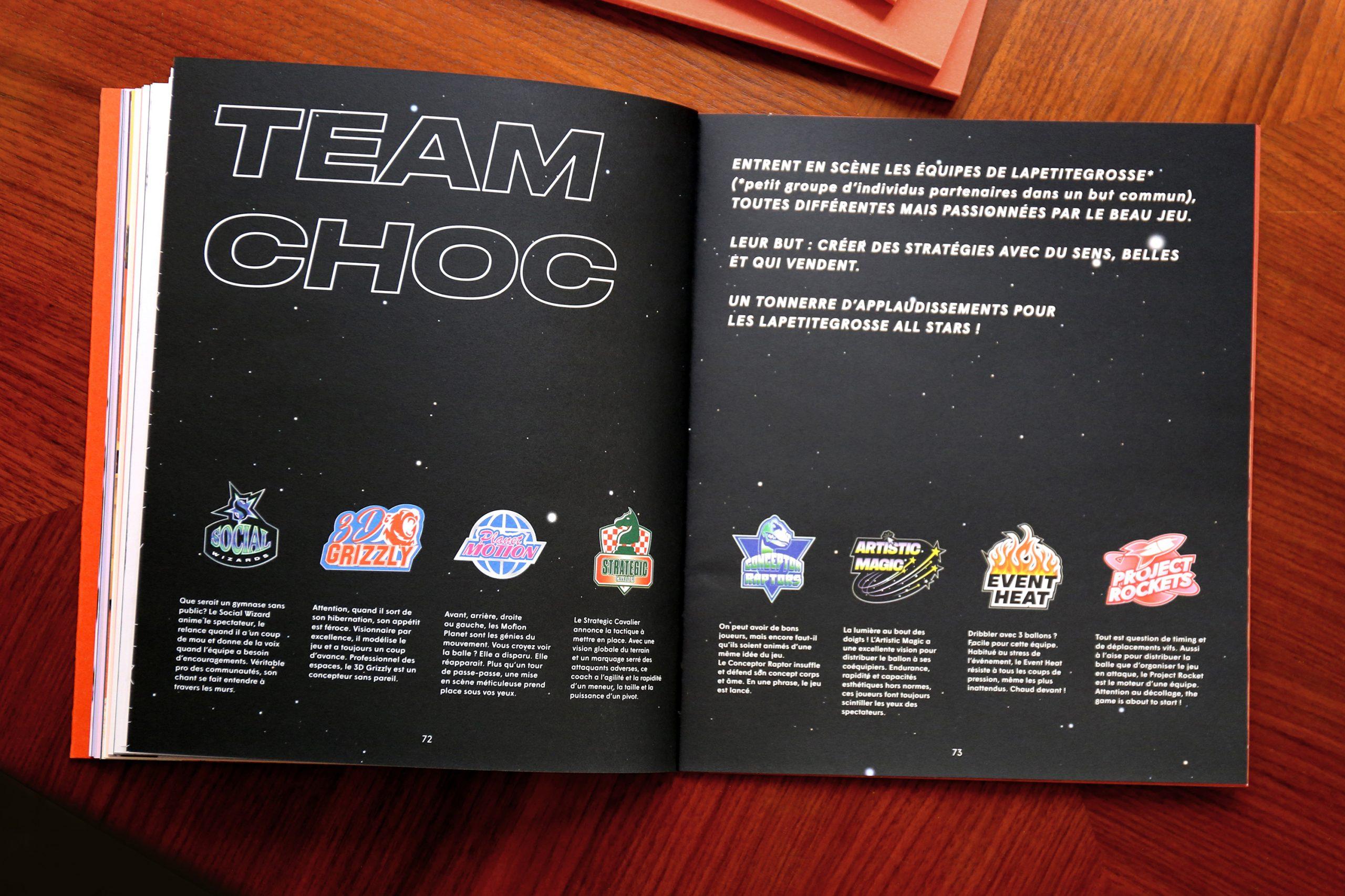 team choc lapetitegrosse