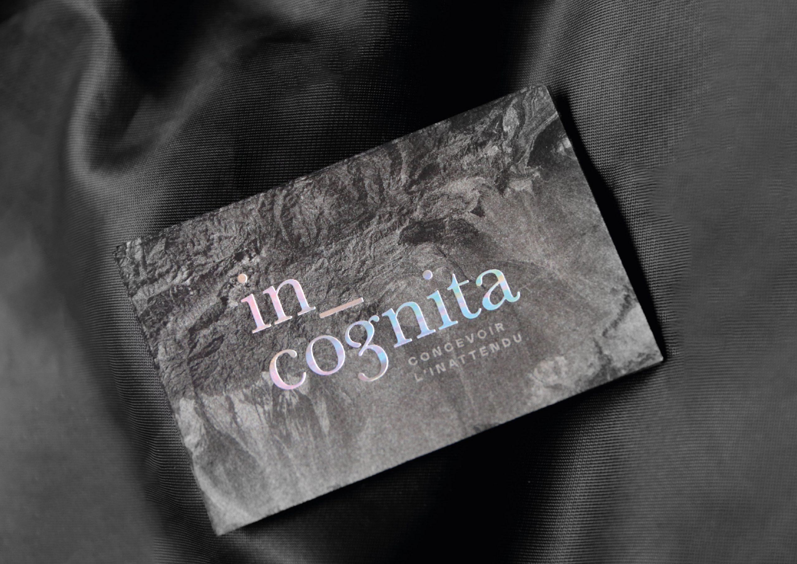 Carte de visite In Cognita