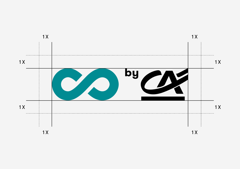 Charte logo Digital Lab by Crédit Agricole