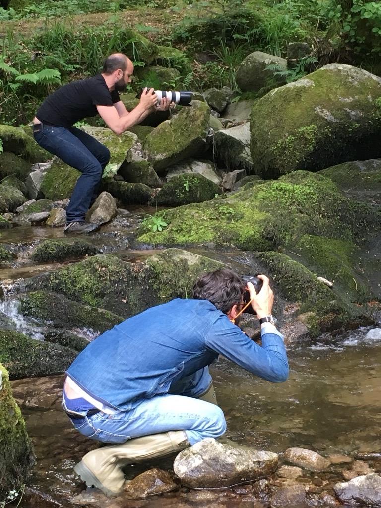 Shooting campagne Le Chameau