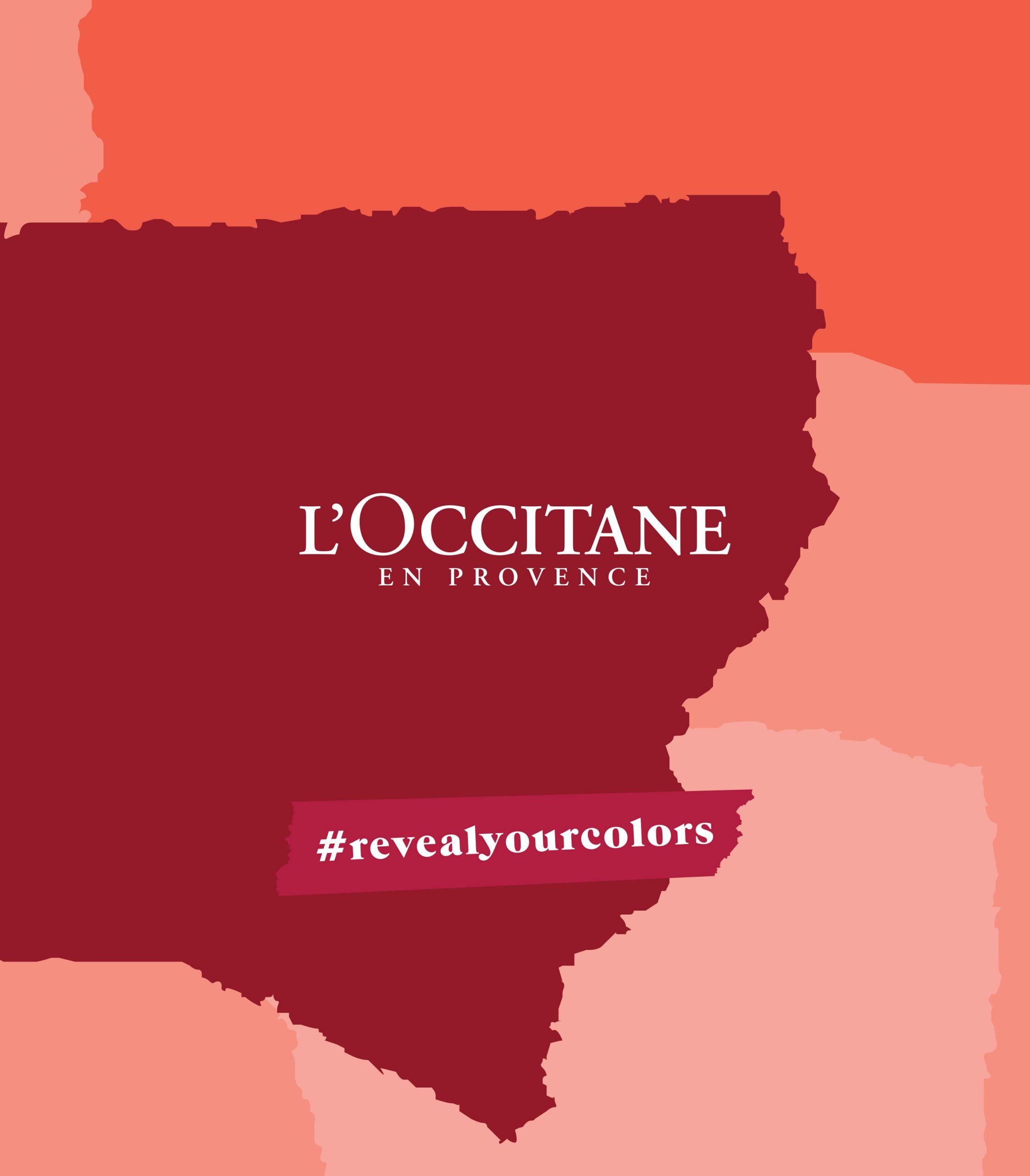 L'Occitane #revealyourcolors