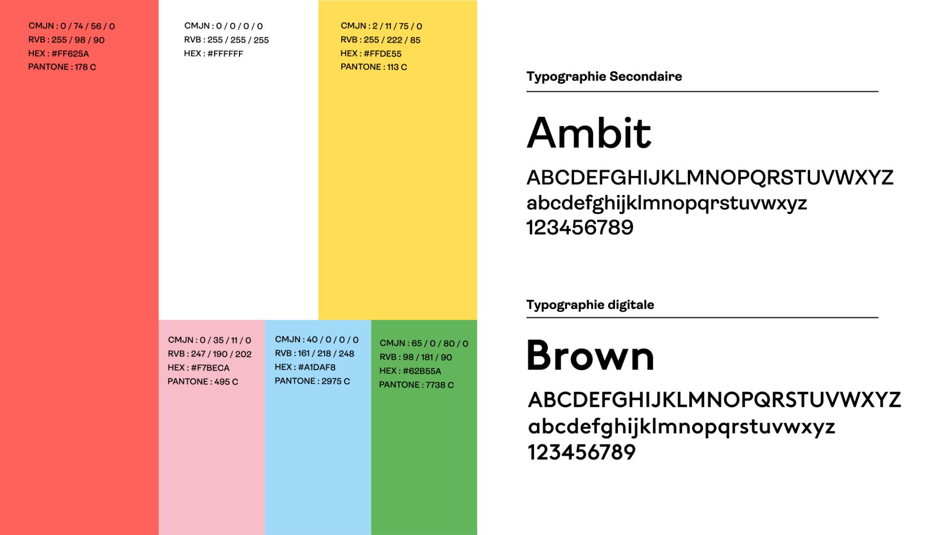Typo font phenix