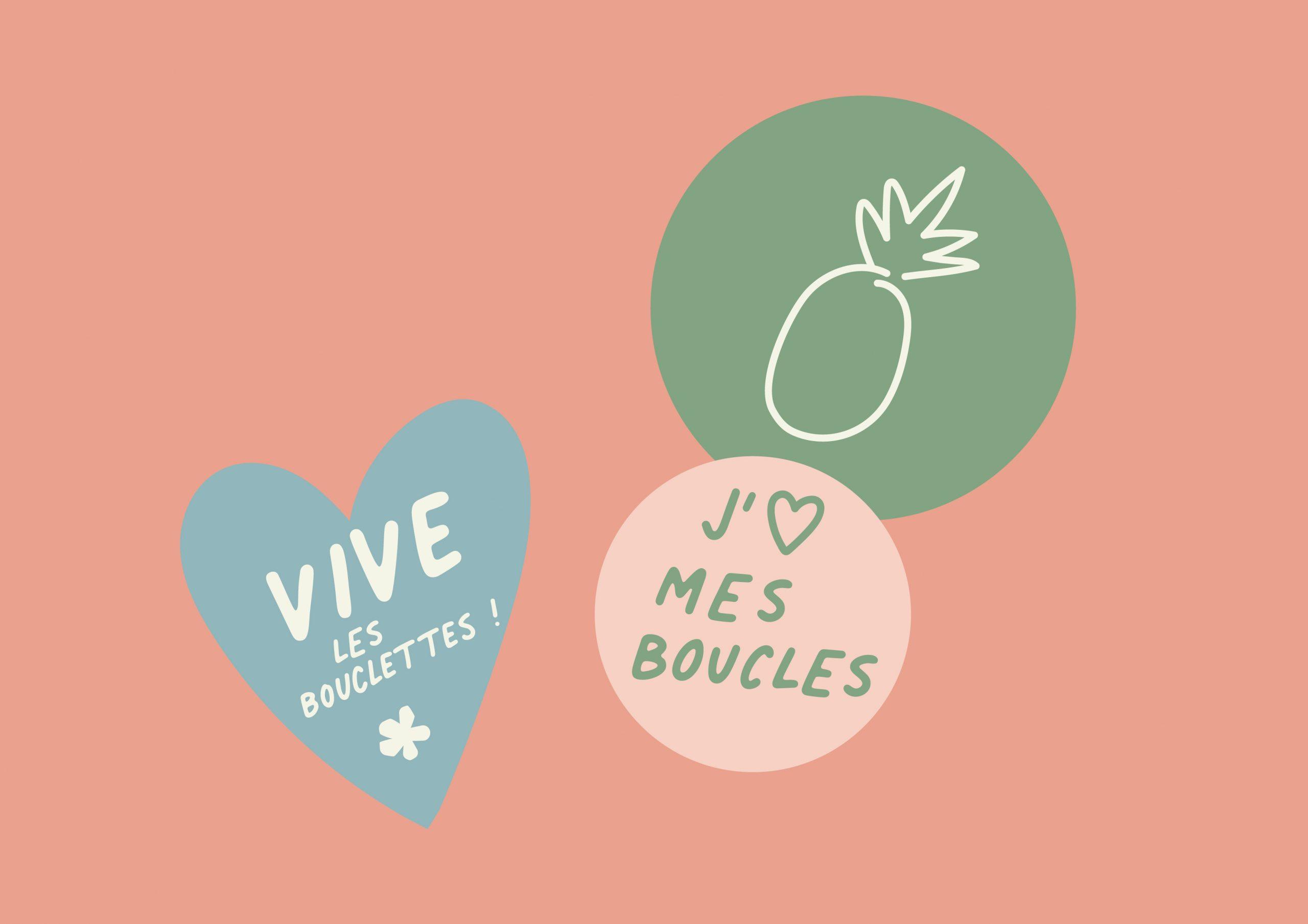 stickers La Belle Boucle
